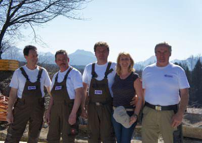Team Baugeschäft Wimmer
