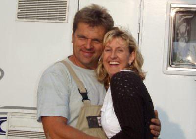 Birgit und Volker Wimmer