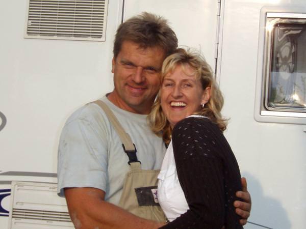 Geschäftsleitung - Birgit und Volker Wimmer