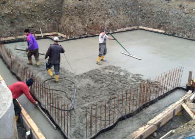 Geschliffene Betonböden