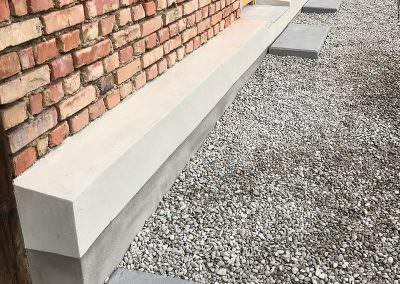 Trockenlegung Außenmauerwerk